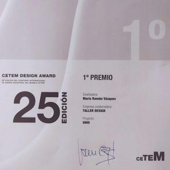 Premio CETEM
